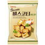 LOTTE - 麵包餅- 洋蔥-70g