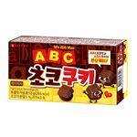 LOTTE - 字母巧克力餅乾-50g