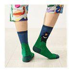 財財的手作基地 - Bipulent 台灣wow襪-玉山黑熊