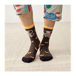 財財的手作基地 - Bipulent 台灣wow襪-獼猴蕉蕉