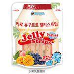 買貨推薦零食 - KAARO 果凍條- 水果乳酸風味果凍條-30入