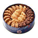 鴻鼎菓子 - 精裝版禮盒 繽紛三色曲奇餅-250g