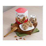 松記食品工業有限公司 - 雜糧堅果棒 (5入/盒)-125g/盒