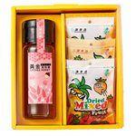 FRUITWHISPER 講果語 - 蜂蜜果乾禮盒組-440*1、40g*3