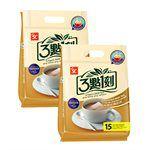 3點1刻 - 經典炭燒奶茶-15入X2