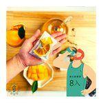 日常野草 - 芒果柳橙果感青草茶包-8入