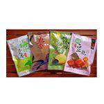 德利豆乾 - 綜合豆乾B (五香+梅汁冬瓜+蒜味沙茶+義式披薩)-130g x 4包
