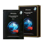 JMsolution - 冰島冰川山茶花面膜-10片