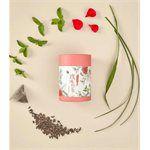 糖鼎養生黑糖磚 (品牌85折) - 阿朵尼斯之愛 玫瑰紅茶-9入