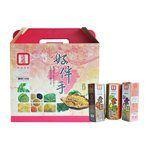 源順食品 - 素香鬆禮盒-綜合-280g/盒x3盒入