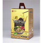 源順食品 - 沒麥乾拌糆禮盒-綠椰咖-100公克/包X5包入/組