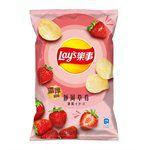 買貨推薦零食 - 樂事靜岡草莓口味洋芋片-1包