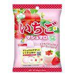 買貨推薦零食 - 日本伊華草莓棉花糖-1包