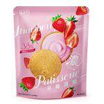 盛香珍 - 濃草莓薄燒-1包