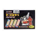 日本零食館 - 日本《扇屋》點心起司黑胡椒味-黑色盒-134.4g