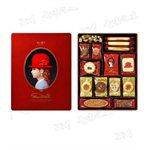 TIVOLINA - 紅帽禮盒-12種口味-389.4g
