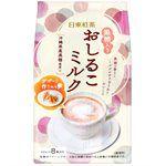 日本零食館 - 日東紅茶 紅豆牛奶沖泡粉-100g