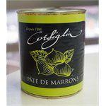 烘焙找材料 - 法國Corsiglia 糖漬栗子醬-1kg