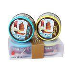 買貨推薦零食 - 帆船牌 度小月香菇蝦米肉燥組-120gX2