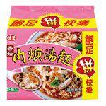 味王 - 香菇肉粳湯麵-87gX5
