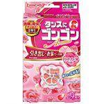 買貨小東西 - KINCHO防蟲防蛀片劑- 玫瑰-24入