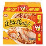 味王 - 麻油雞湯麵-5入