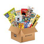 買貨推薦零食 - 便利商店好好買零食箱- 四月盒-1組