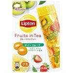 買貨推薦零食 - 日本春日井 Lipton立頓酸味水果茶風味軟糖-44g