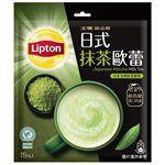 立頓 - 日式抹茶歐蕾-19gx15入