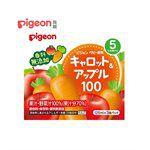 PIGEON - 紅蘿蔔蘋果飲料-125ml x 3