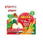 PIGEON - 黃綠色蔬菜蘋果飲料-125ml x 3