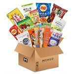 買貨推薦零食 - 便利商店好好買零食箱- 七月盒-1組