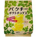 買貨推薦零食 - 咖樂迪咖啡農場 香菜洋芋片-100g