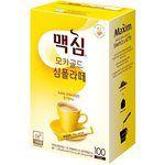 買貨推薦零食 - Maxim 黃金摩卡拿鐵二合一咖啡-110入