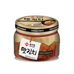 買貨推薦零食 - 宗家府正統韓國泡菜 黑蓋版-甘甜口味-380g